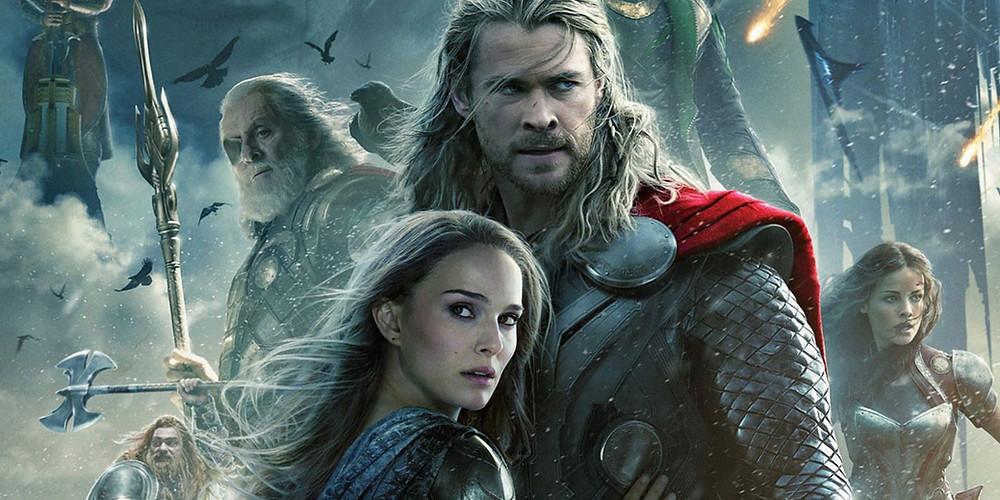 Thor: Mundo Sombrio quase teve a participação de Balder, irmão de Thor. (Imagem: Marvel Studios / Divulgação)