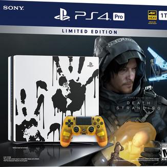 Playstation lança linha especial de Death Stranding