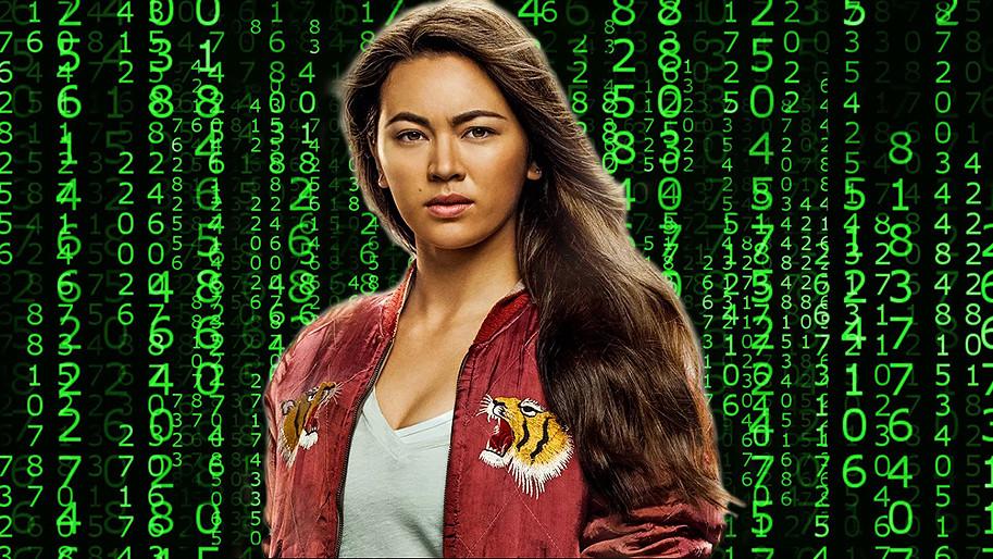Jessica Henwick fez sucesso com o papel de Colleen Wing, na série Punho de Ferro (Imagem: Joblo / Reprodução)