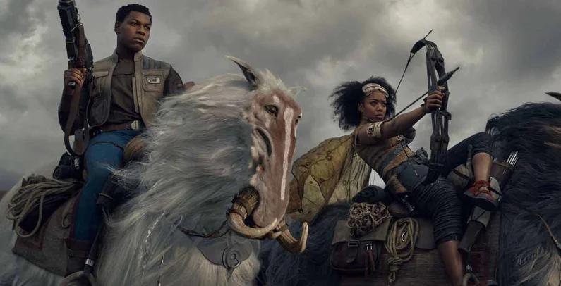 Jannah será uma das novas personagens no novo filme da franquia Star Wars (Foto: Disney / Reprodução)