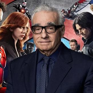 Scorsese volta atrás nos comentários sobre a Marvel: 'É uma forma diferente de cinema'