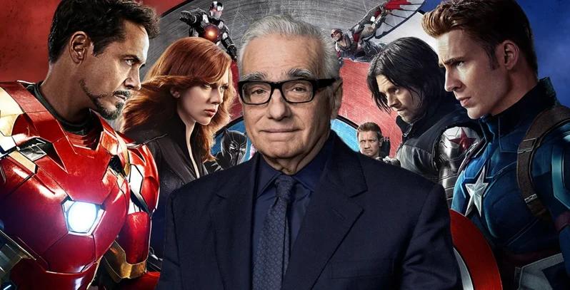 O diretor Martin Scorsese havia feito duras críticas aos filmes da Marvel (Imagem: Divulgação)