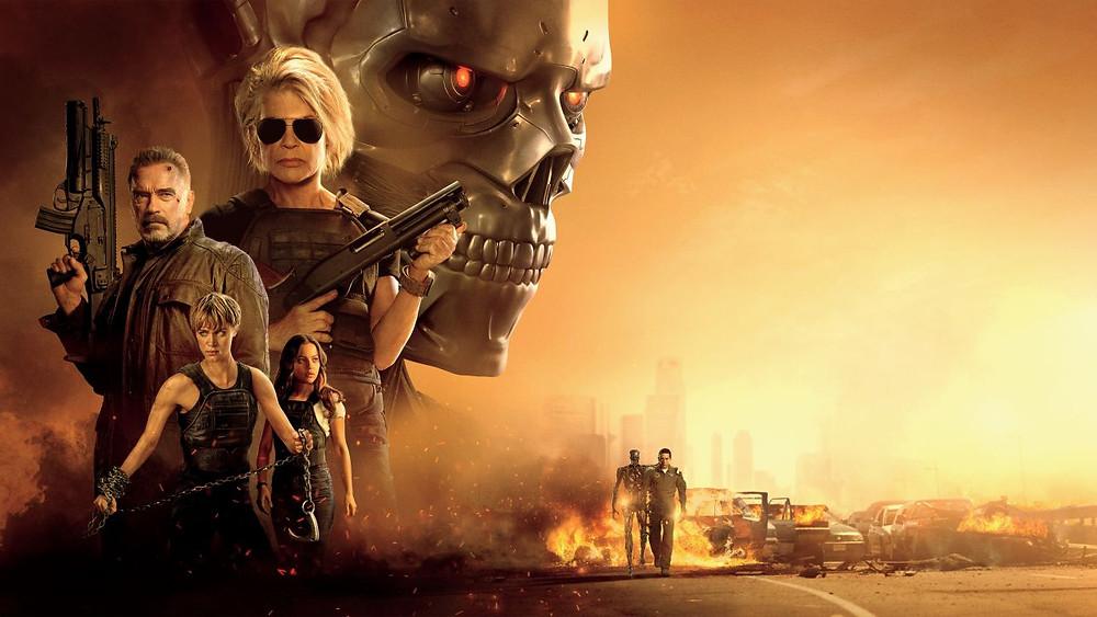 Exterminador do Futuro - Destino Sombrio é o sexto filme da franquia e, aparentemente, o último (Imagem: Fox / Divulgação)