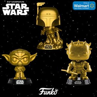 Funko lança nova linha de bonecos Star Wars