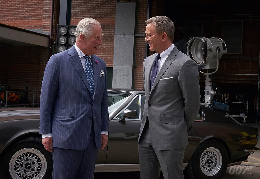 Daniel Craig interpretará mais uma vez o agente James Bond (Foto: Twitter / Reprodução)