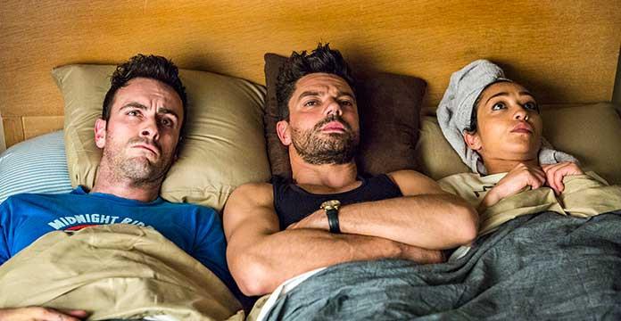 A série mal acabou e já sentimos falta deste trio (Foto: AMC / Reprodução)