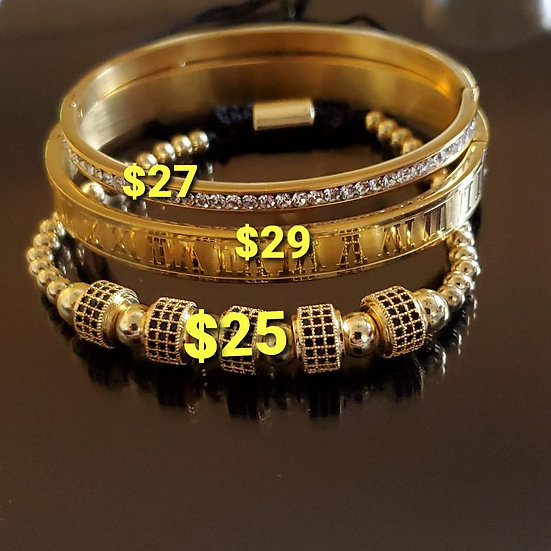 3 Bangles Collection