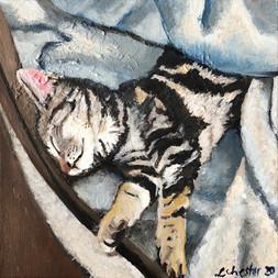 Leroy's Kitty, 12_ x 12_ SOLD.jpeg