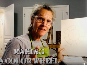 Making a Color Wheel And Why You Need One