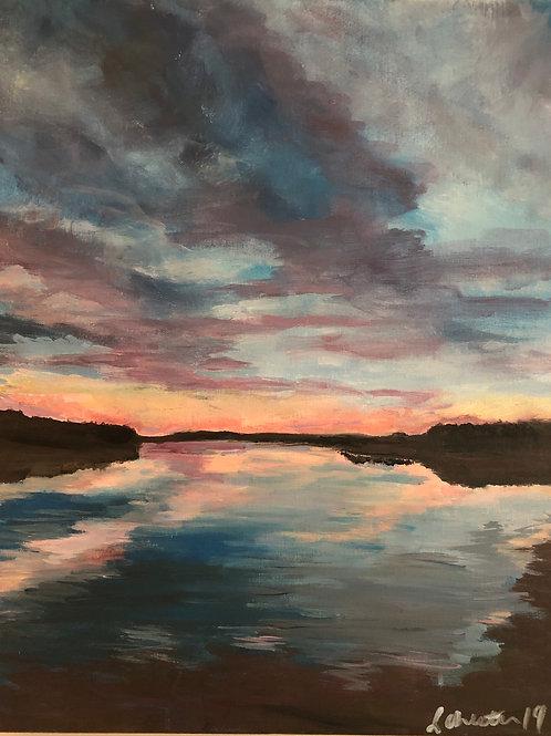 Inlet Sunrise