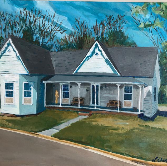 Hillsoboro Street House, Cary, NC