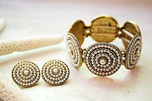 Locust Valley Pearl Earrings