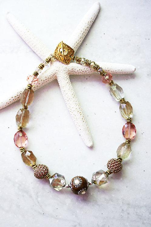 La Jolla Bead Necklace