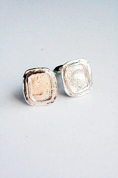 Atlantis Sterling Silver Earring