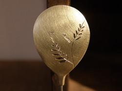 balloon pin broach-narrow-leaved vet