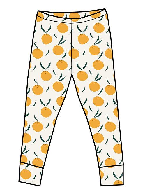 Legging oranges