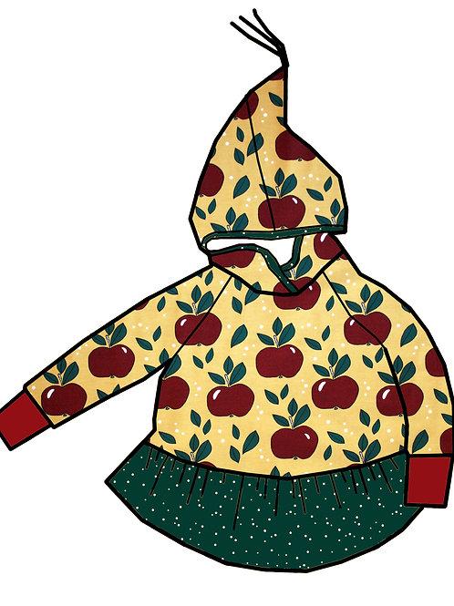 Tunique lutin pommes