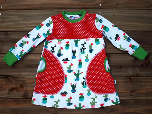 Robe cactus - 3 ans