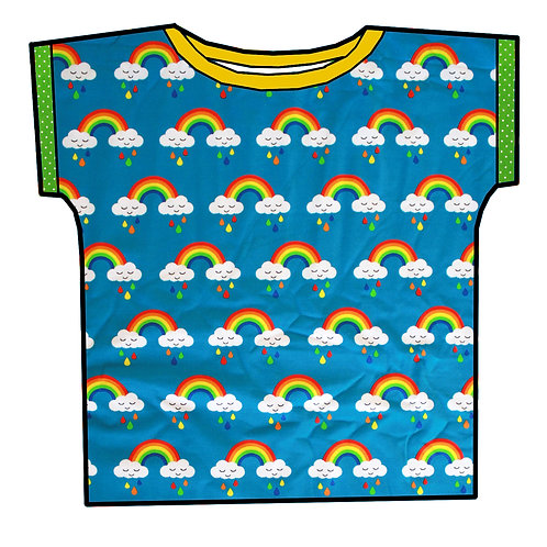 Tee-shirt MC Rainbows