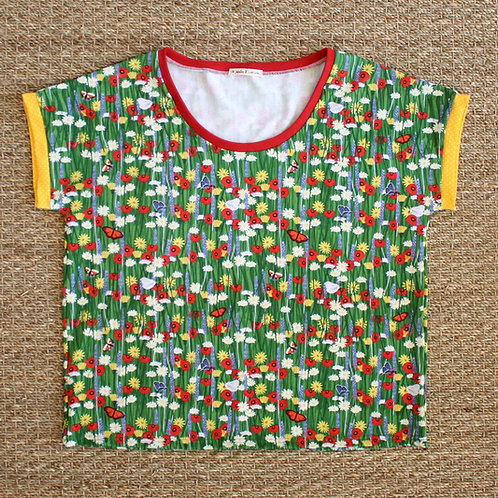 Tee-shirt Jardin sauvage