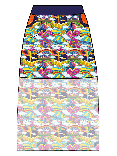 Jupe Rainbowland - 34-52