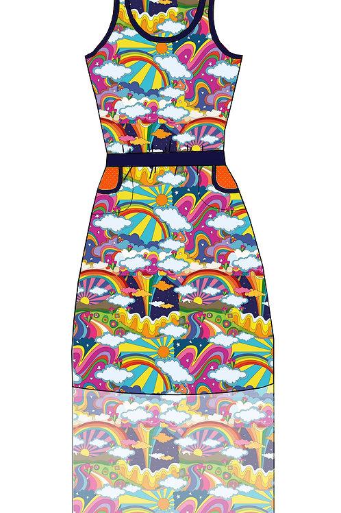 Robe Kila Rainbowland - 34-46