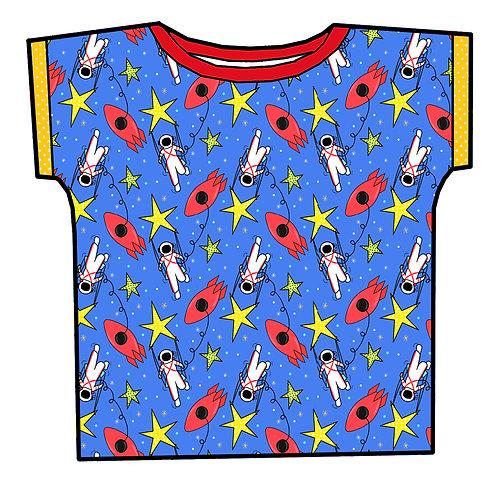 Tee-shirt Astronautes