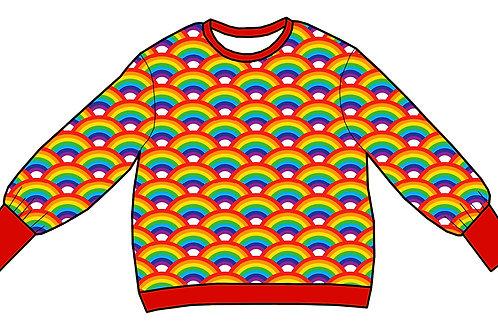 Top loose Rainbow