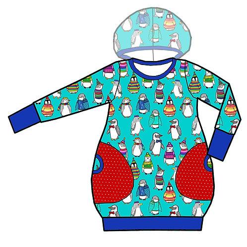 Robe ML Pingouins