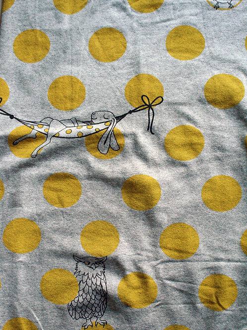 Jersey pois jaunes -