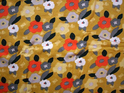 Sweat léger fleurs - 70x90cm