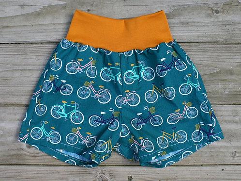 Short ou Pantalon en coton Vélos