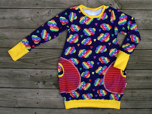 Robe ML Happy clouds