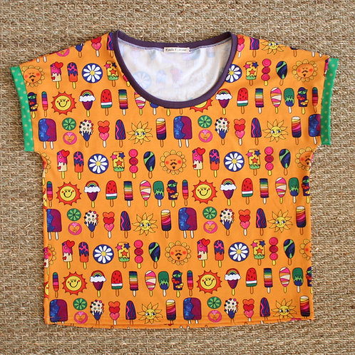 Tee-shirt Glaces