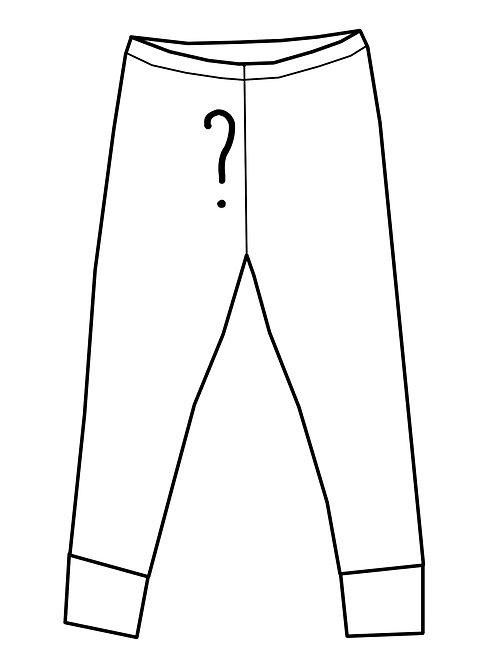 Legging Tissu au choix