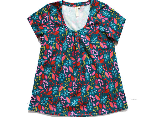 Tee-shirt MC femme baies - 34-46