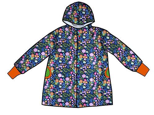 Manteau Fleurs
