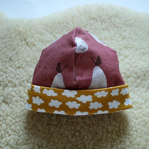 Bonnet de naissance poires
