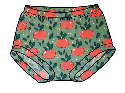 Bloom'short Pommes oranges