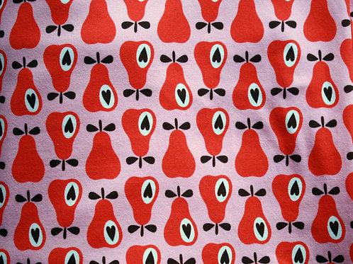 Jersey poires - 150x150cm (laize)