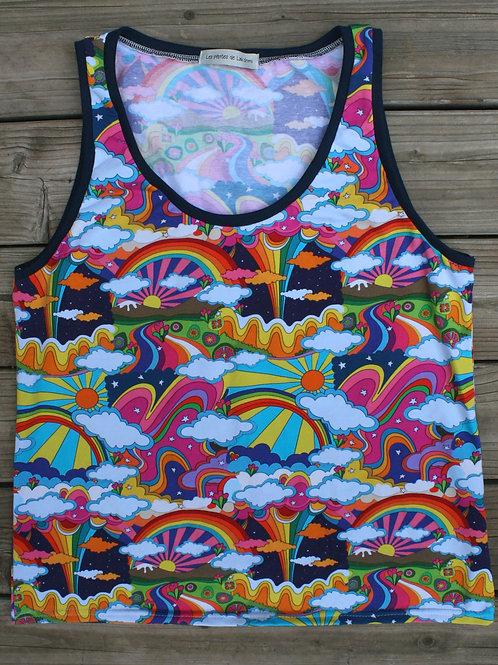 Débardeur Rainbowland
