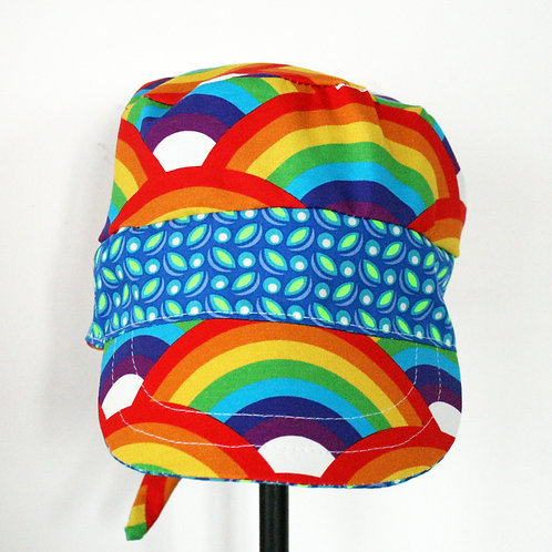 Casquette Rainbow - T.U. réglable
