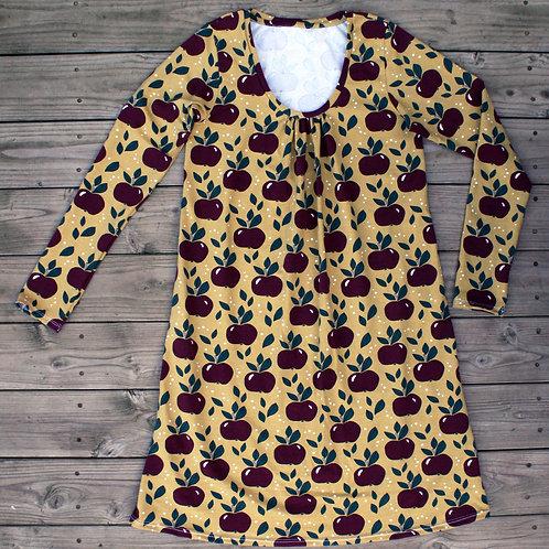 Robe femme pommes rouges - 34-52
