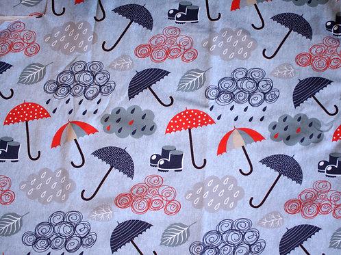 Sweat léger pluie - 97x150cm (laize)