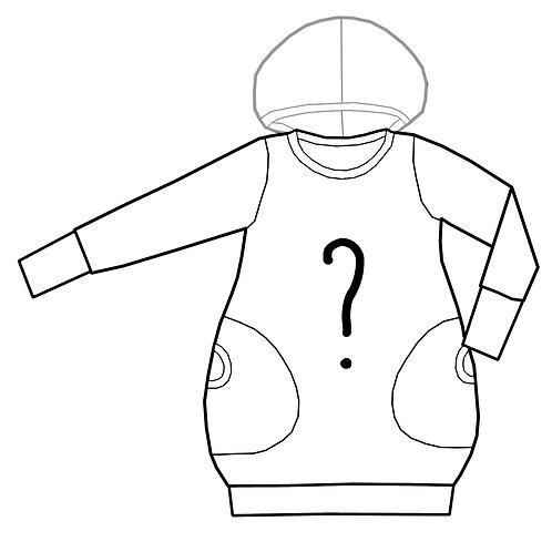 Robe ML Tissu au choix