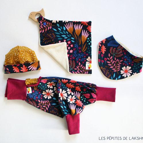 Coffret sarouel + accessoire(s)