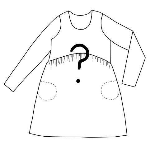 Robe Gaya Tissu au choix - 34-52