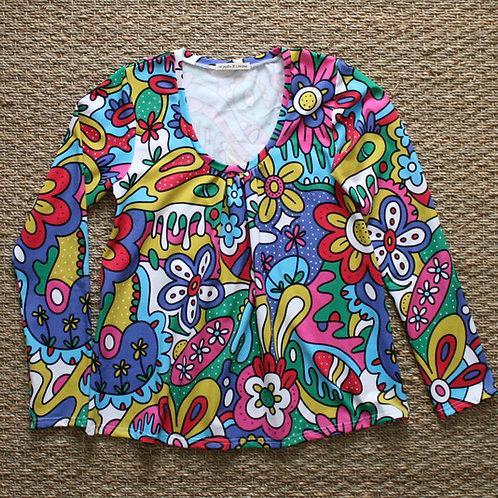 Tee-shirt femme Psychédélique - 34-52