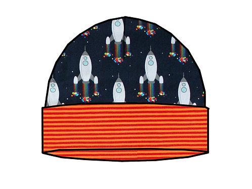 Bonnet de naissance fusées