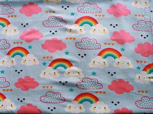 Jersey rainbow - 95x80cm